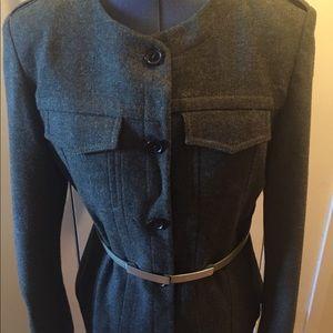 Burberry Authentic Blazer/Jacket Olive Green